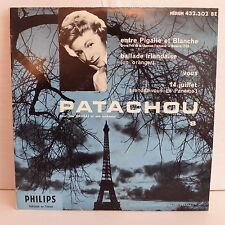 PATACHOU Entre Pigalle et blanche / Ballade irlandaise ... 432302 BE
