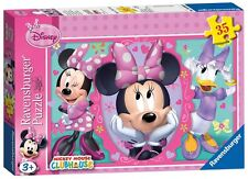 Disney Minnie Mouse 35 piece Ravensburger Jigsaw Puzzle