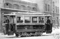 BOGESTRA Bochum - Gelsenkirchen Straßenbahn Berlin Gründeraktie 1896 Westfalen