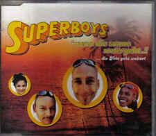 Superboys-Wenn Die Sonne Untergeht cd maxi single