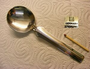 Georg Jensen 925er Sterling Silver - Elsinore / Agave - Soup spoon
