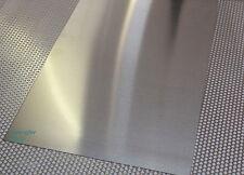 2,00 m²  Alu Aluminiumblech, natur walzblank, Zuschnitt 2000 mm lang Streifen.