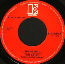 "JUDY COLLINS amazing gracei pity the poor immigrant 2101 020 noc uk 7"" WS EX/"