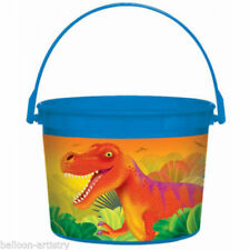 Dinosaurs Birthday, Child Plastic Party Bags