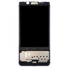 Blackberry KeyOne LCD Pantalla & Touch digitalizador con marco Power Flex-Negro