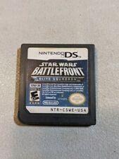 Star Wars Battlefront: Elite Squadron (Nintendo DS, 2009) Game Only