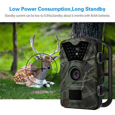 Hunting Scouting Trail Camera For Farm Home Security Wildlife Night Version 12MP