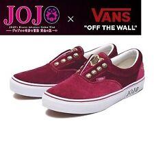 Jojo's Bizarre Adventure Wind × VANS Limited  Giorno Giovanna Shoes US 10