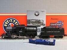 LIONEL LEHIGH VALLEY LIONCHIEF PLUS CAMELBACK STEAM ENGINE O GAUGE train 6-82416