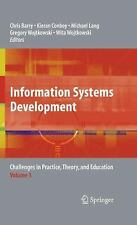 Information Systems Development: Challenges in Practice, Theory, and Education V