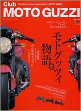 Club Moto Guzzi : Welcome to the Guzzi World Guide Book