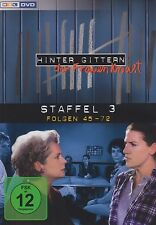 "HINTER GITTERN  ""STAFFEL 3""  6 DVD AMARAY BOX NEU"