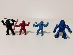 Vintage Action Figures TMNT Teenage Mutant Ninja Turtles Robobeast USSR