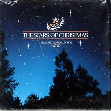 THE STARS OF CHRISTMAS AVON 1988 LP RCA SPECIAL PRODUCTS NEAR MINT IN SHRINKWRAP