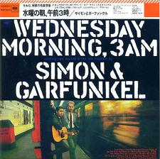 SIMON & GARFUNKEL Wednesday Morning, 3A.M.Japan Mini LP CD (BSCD2) SICP-30741