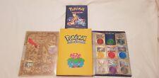 Pokemon Original Card Set - FULL COLLECTION SETS