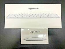 Tastiera e Mouse Kit Apple Magic Keyboard 2 Magic Mouse 2 nuovi
