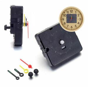 55*50*15mm DIY Quartz Alarm Clock Movement Mechanism and Fittings Replacement