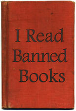 I Read Banned Books Poster Print Poster Print, 13x19