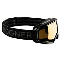 Bogner Snow Goggles Ski-Brille Monochrome | Gold Black