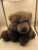 Russ Berrie Grreat Grizzly Great Brown Bear Plush Soft Toy Doll Stuffed Animal