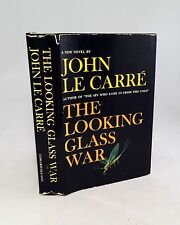 The Looking Glass War-John Le Carre-SIGNED!!-First/1st Edition/2nd Printing-RARE