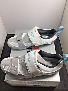Giro Flynt Tri Cycling Shoes SZ 37