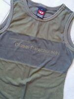 DIESEL - Top / Netz T-Shirt - NEU - Gr.S