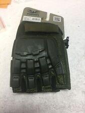 1 Pair Valken Paintball Gloves Xl/Xxl Brown