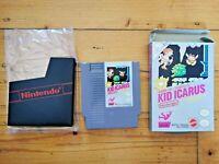 NES Kid Icarus BOXED NINTENDO ENTERTAINMENT SYSTEM GAME AUS SELLER PAL - RARE