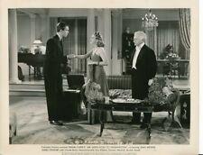 James Stewart Claude Rains Original Vintage Mr. Smith Goes To Washington Photo
