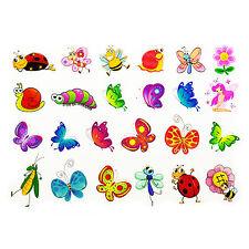 Schmetterlinge Tattoo für Kinder 48 Stück Kinder Tattoos Spielen