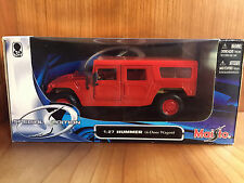 MAISTO HUMMER SCALA 1:27 SPECIAL EDITION