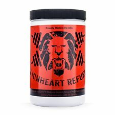 LuaVive's LionHeart ReFuel Recovery Supplement