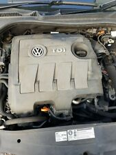 Vw golf mk6 1.6Tdi CAYC Engine Complete with injectors and turbo 90k Audi a3