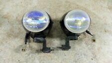 91 Honda ST 1100 ST1100 Pan European front aftermarket fog headlights head light