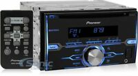 PIONEER Double DIN CD/AM/FM Wireless Car Stereo iOS & Android | FH-X520UI