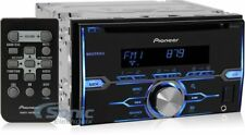 NEW PIONEER FH-X520UI DOUBLE DIN CAR AUDIO STEREO CD PLAYER PANDORA & REMOTE
