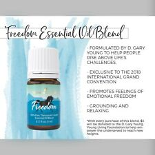 Young Living Freedom Essential Oil 2018 New Convention Oil 5ml SOLD OUT!