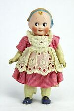 Antique German Googly eye Doll ca1910