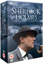 Sherlock Holmes: The Complete Collection [DVD] - Jeremy Brett - 16 discs - box 4