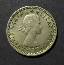 1956 Great Britain Six Pence