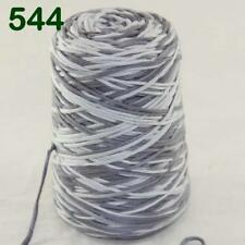 Sale New 1Cone 400g Soft Worsted Cotton Chunky Super Bulky Hand Knitting Yarn 44