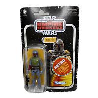 "Star Wars Retro Collection Boba Fett 3.75"" Action Figure Hasbro New"