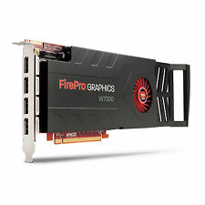 AMD FirePro W7000 4GB PCIe x4 DisplayPort Graphics Card 702294-001 703482-001