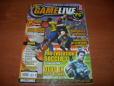 REVISTA GAMELIFE PC Nº35 + JUEGO DELTA FORCE: LAND WARRIOR + DEMOS