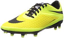 Nike Hypervenom Phelon Fg Tacos Vibrante Zapatos (8.5) Amarillo / Negro