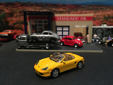 1:64 Hot Wheels Limited Edition Porsche Boxster Yellow
