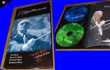 coffret 4 cd MORRICONE - IO, ENNIO MORRICONE 4 CD BOX + BOOCKLET - 4 CD OST