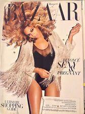 Harper's Bazaar Magazine Beyonce Sexy & Pregnant November 2011 081317nonrh